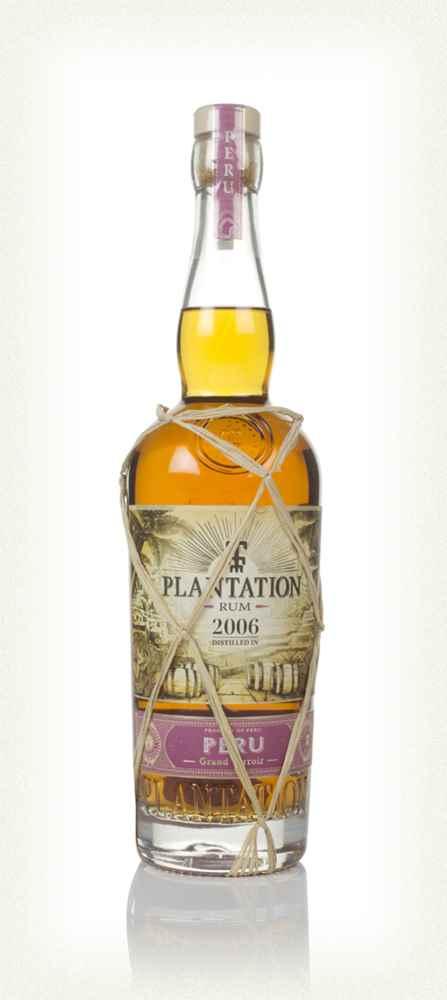 plantation peru rum 2006